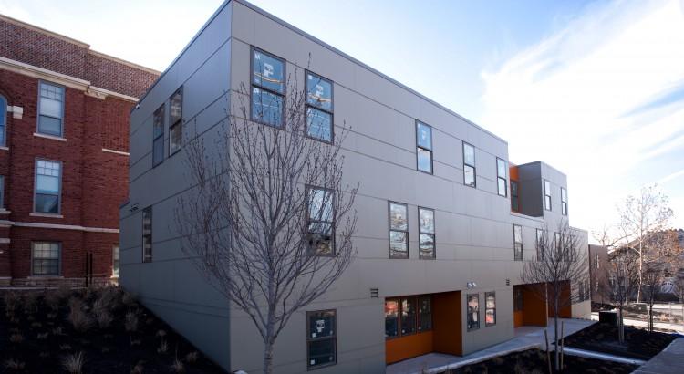 Bancroft School Apartments, Kansas City, MO