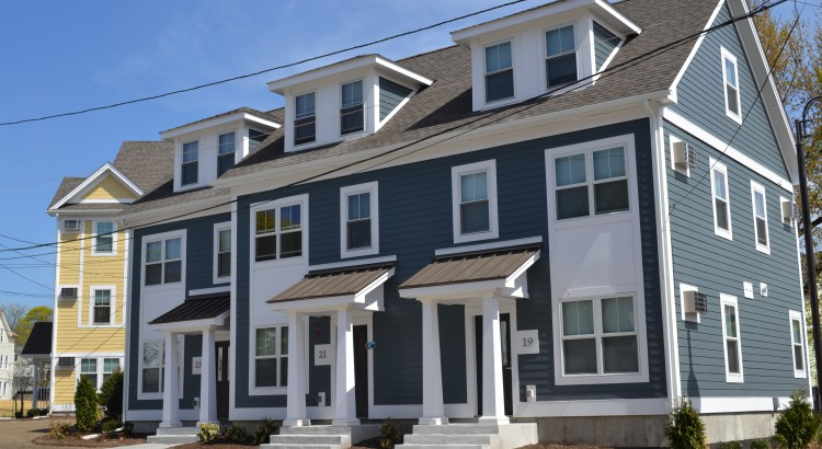 Olney Village, Providence, RI