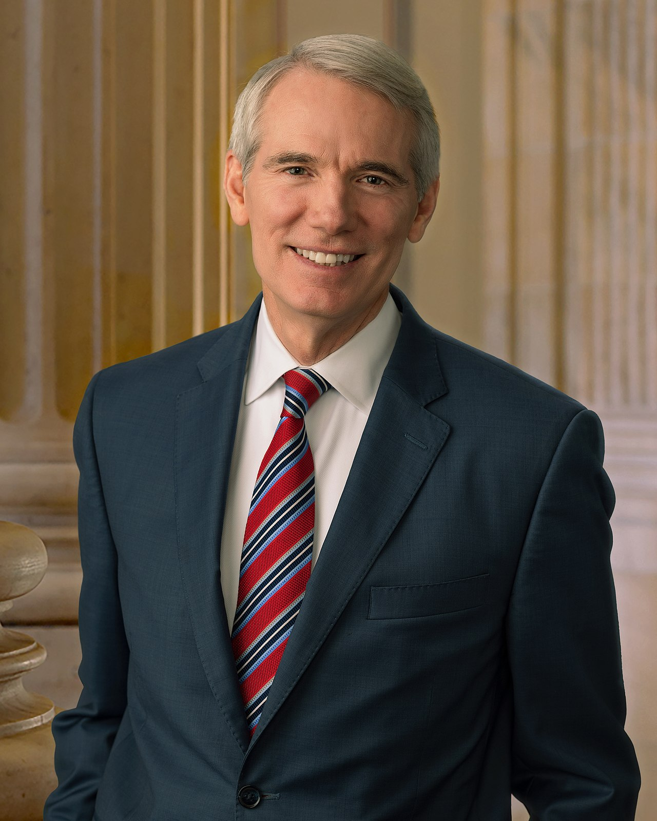 The Honorable Rob Portman (R-OH) 2019