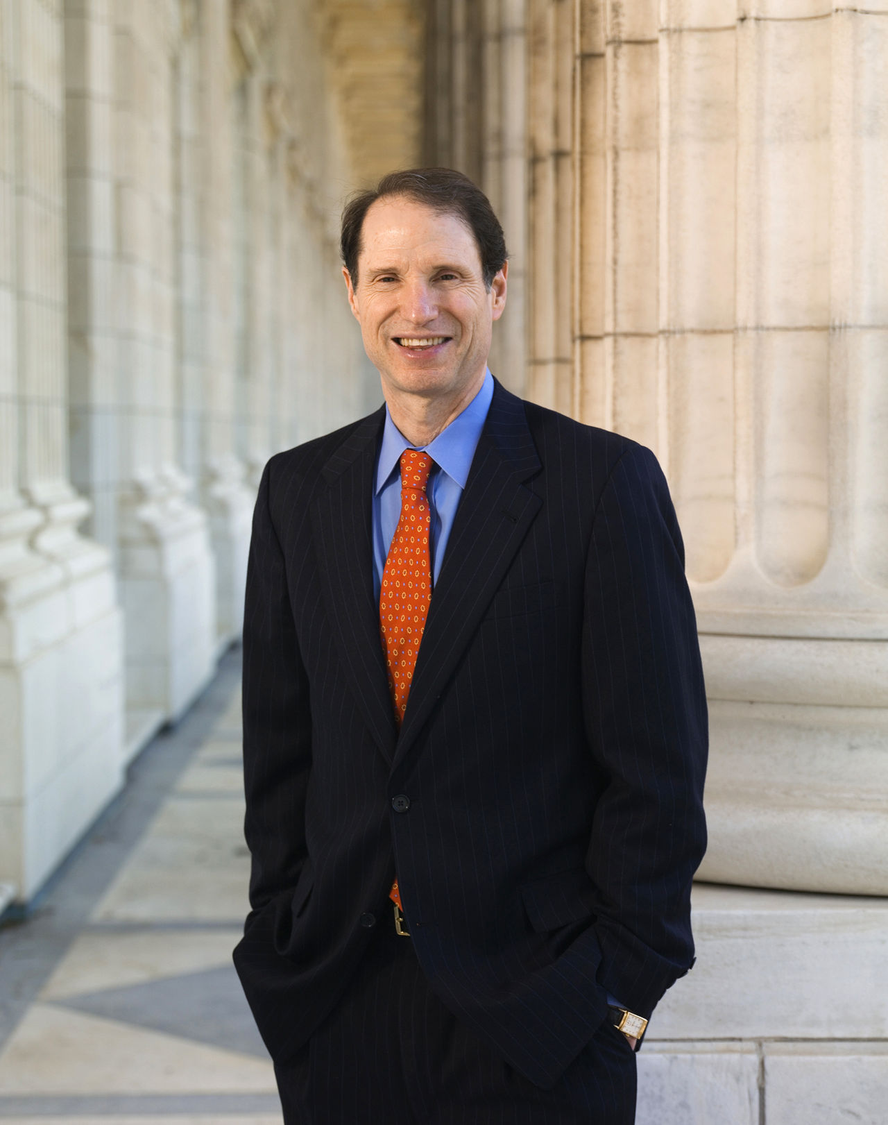 The Honorable Ron Wyden (D-OR)