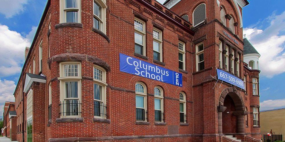 COLUMBUS SCHOOL APARTMENTS