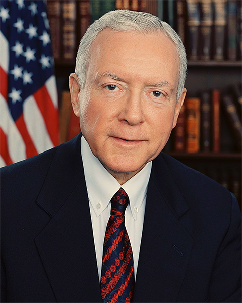 The Honorable Orrin Hatch