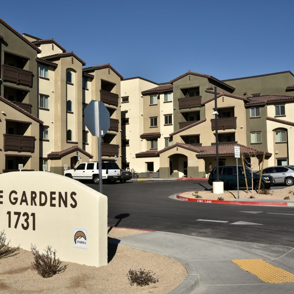 ROSE GARDENS SENIOR APARTMENTS