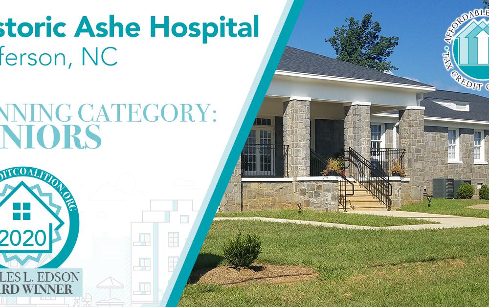 HISTORIC ASHE HOSPITAL