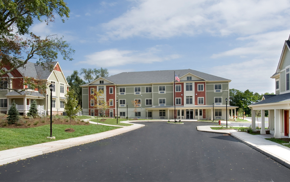 VALLEY BROOK VILLAGE APARTMENTS
